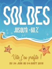 Soldes 2015 made in France!