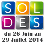 Soldes ETE 2014 made in France!
