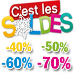 Soldes hiver 2018 made in France!