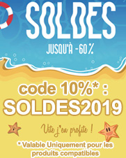 Soldes été 2019 made in France!
