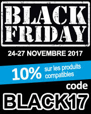 Promotion spécial BLACK FRIDAY 2017 made in France!