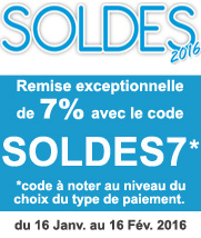 Soldes 2016 made in France!